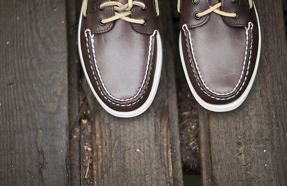 Sperry Top-Sider. История возникновения бренда. . Изображение № 3.