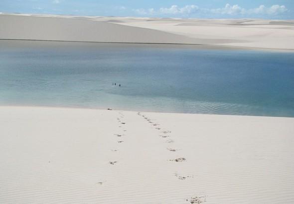 Белые пески Lencois Maranhenses. Изображение № 19.