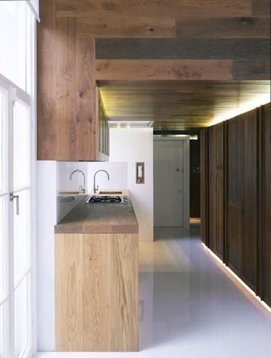 А-ля натюрель: материалы в интерьере и архитектуре. Изображение № 40.