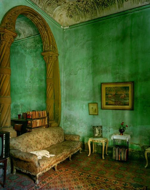 Изображение 5. Фасады Гаваны от Michael Eastman.. Изображение № 5.
