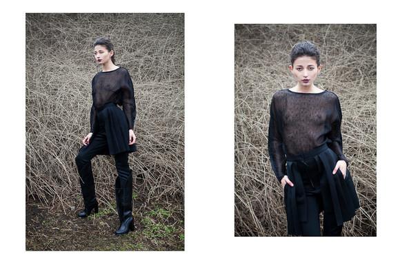Изображение 20. Lookbook Kamenskayakononova f/w 2011/2012.. Изображение № 20.
