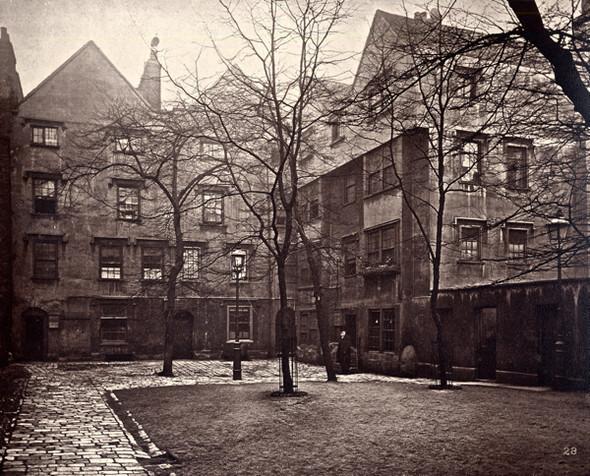 Призраки старого Лондона. Изображение № 13.