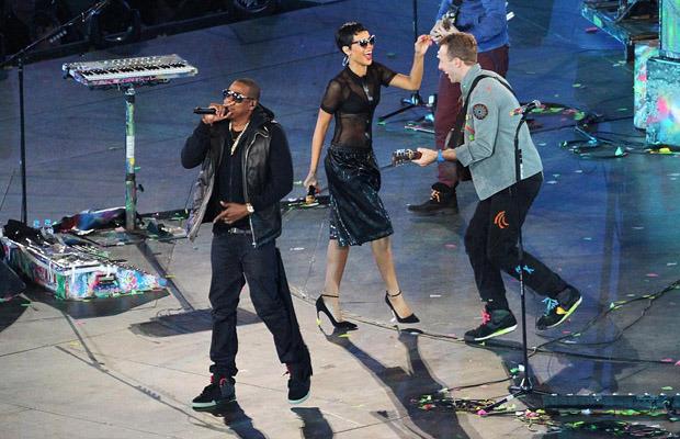 Coldplay, Джей-Зи и Рианна выступили вместе на закрытии Паралимпиады. Изображение № 4.