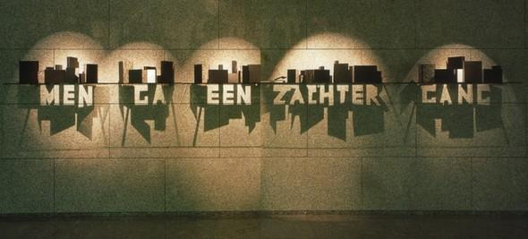 Светотеневые инсталляции отFred Eerdekens. Изображение № 23.