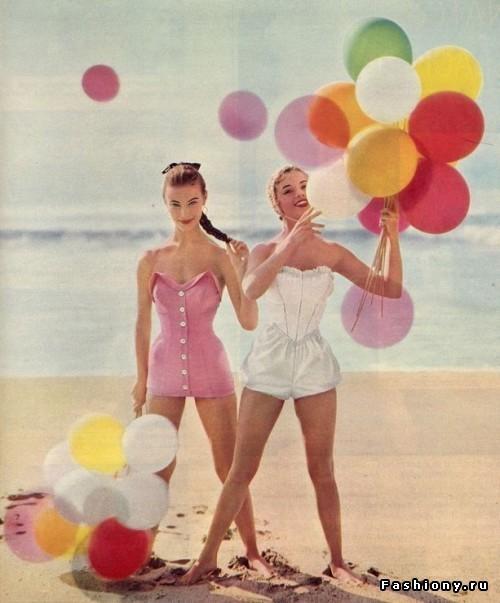 Ретро-купальники. Изображение № 18.