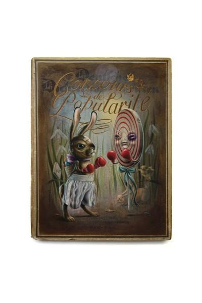 Кукольный сюрреализм Femke Hiemstra. Изображение № 37.