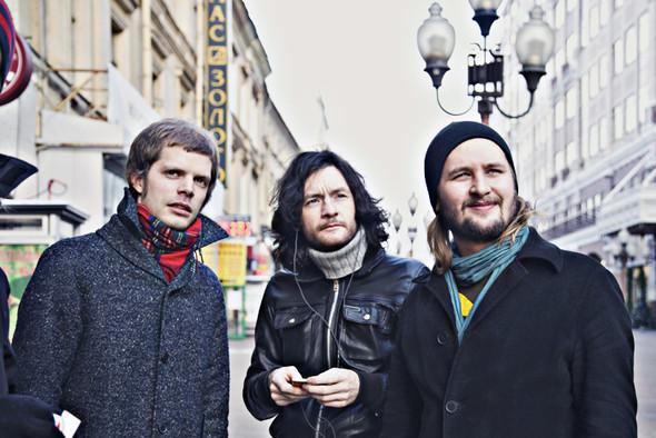 Один день в Москве: группа CasioKids. Изображение № 9.