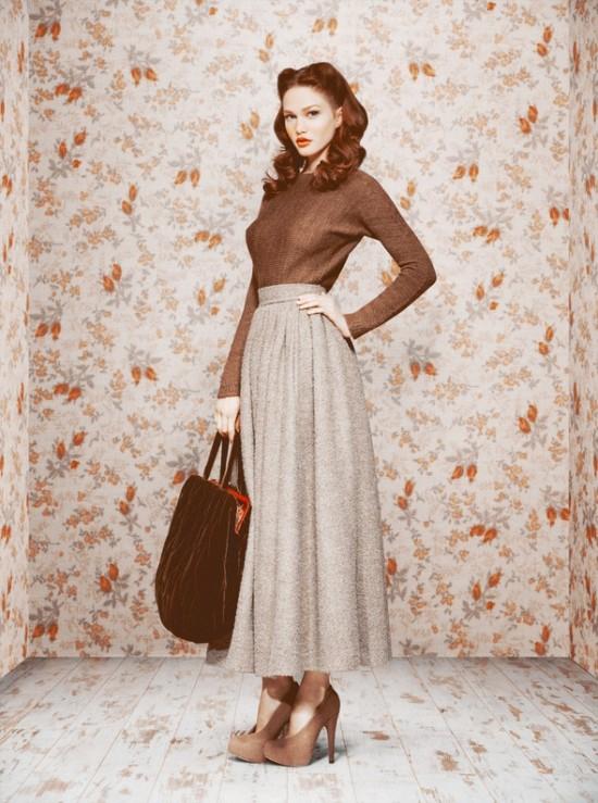 Коллекция осень-зима 2011/12 от Ульяны Сергиенко. Изображение №9.