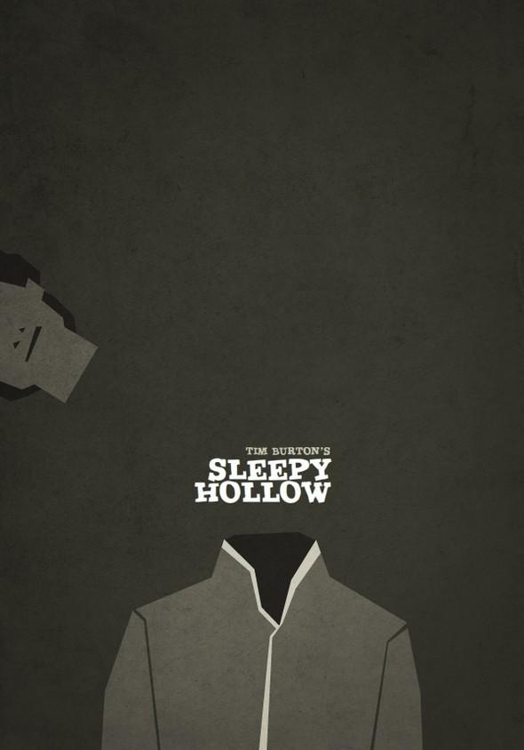 Постеры Тим Бёртон. Изображение № 11.