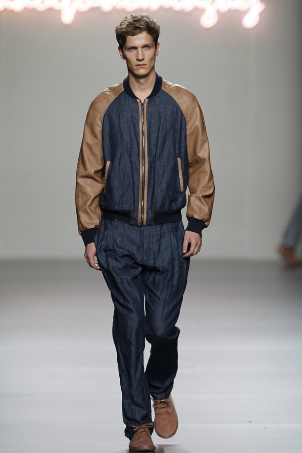 Madrid Fashion Week SS 2012: Adolfo Dominguez. Изображение № 10.