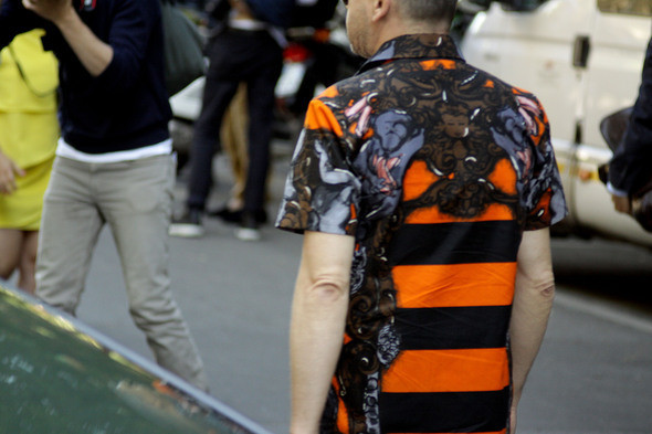 Изображение 2. Milan Fashion Week в деталях: день 2.. Изображение № 2.