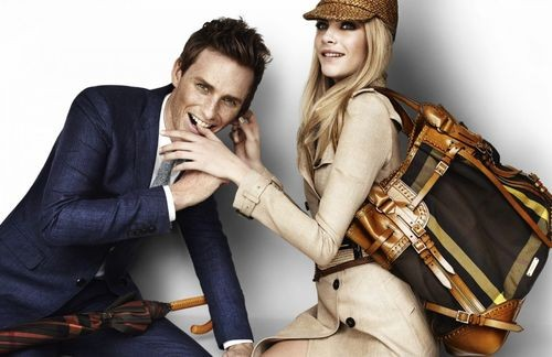 Eddie Redmayne and Cara Delevingne. Изображение № 6.