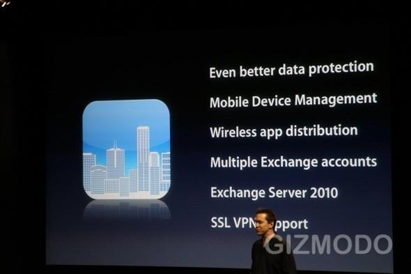Apple представила iPhone OS 4.0. Изображение № 16.
