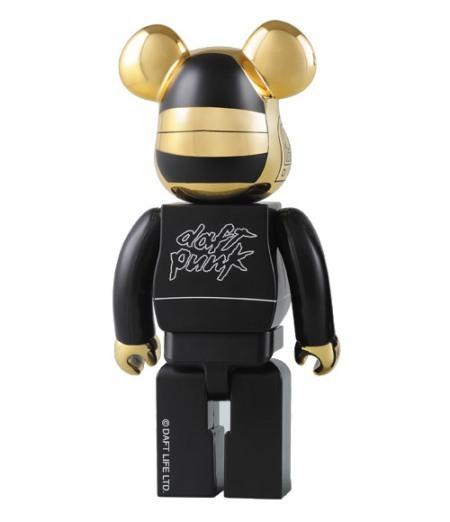 Daft Punk встиле Bearbrick. Изображение № 2.