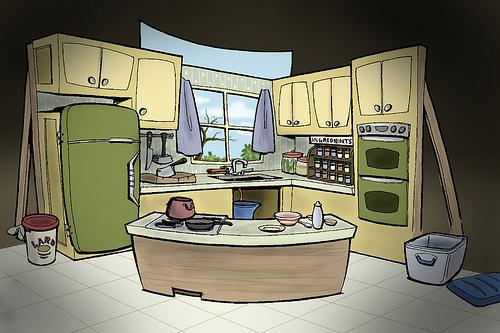 Sam& Max Season 1:Behind The Scenes. Изображение № 15.