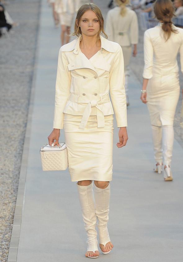 Изображение 7. Показана новая круизная коллекция Chanel.. Изображение № 7.