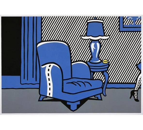 Найдено за неделю: Интерьеры Роя Лихтенштейна, неон-арт и граффити с гейшами. Изображение № 28.