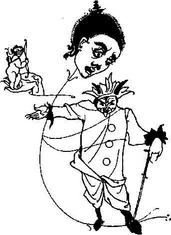 Карикатуры на писателей. Изображение № 6.