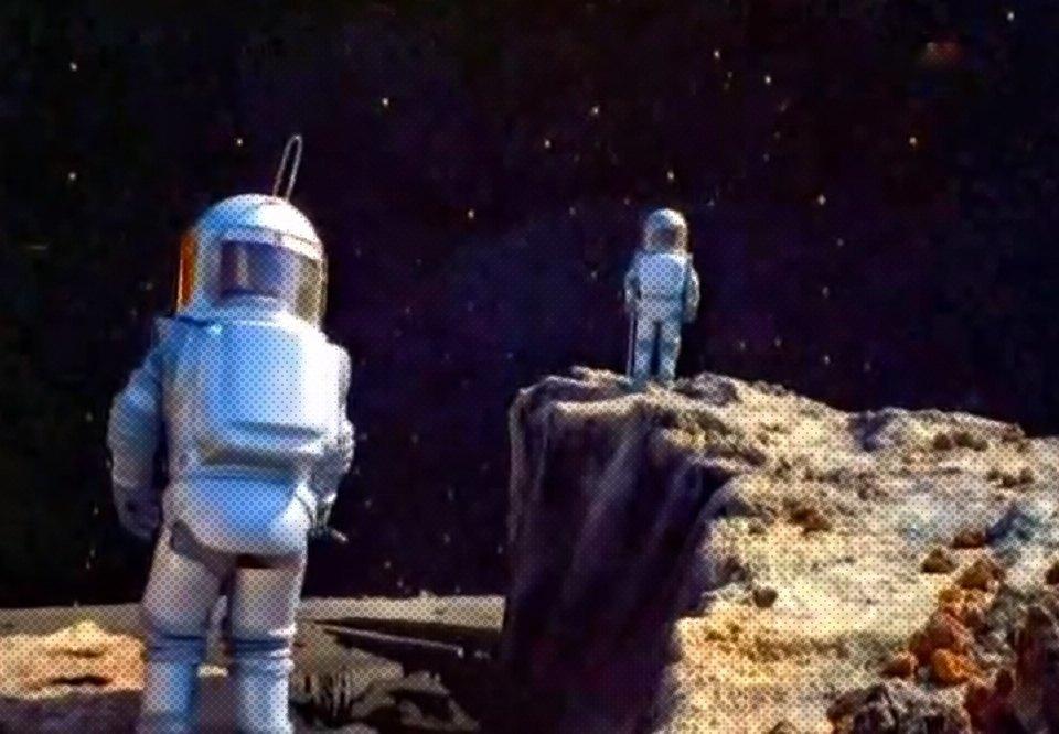 Как представляли колонизацию Луны  в СССР 60-х. Изображение № 10.