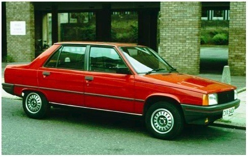 Renault Alliance.. Изображение № 45.