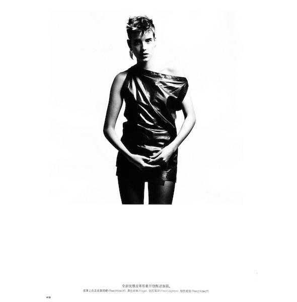 Изображение 44. Съемки: i-D, Interview, POP и Vogue.. Изображение № 51.