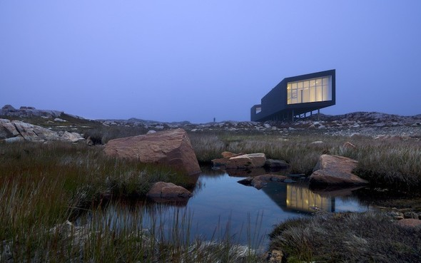 Long Studio, Fogo Island by Saunders Architecture на thisispaper.com. Изображение № 8.
