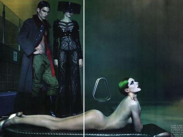 Прямая речь: модель, актриса и художник Рие Расмуссен (часть вторая). Изображение № 9.
