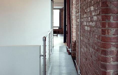 Нью-йоркский лофт. Изображение № 1.