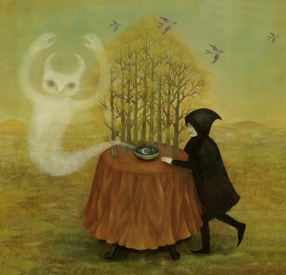 Kathleen Lolley иее лесные фантазии. Изображение № 4.