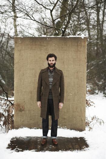 Мужские коллекции осень-зима 2010 от Hackett, Gloverall, D.S.Dundee, Barbour. Изображение № 12.