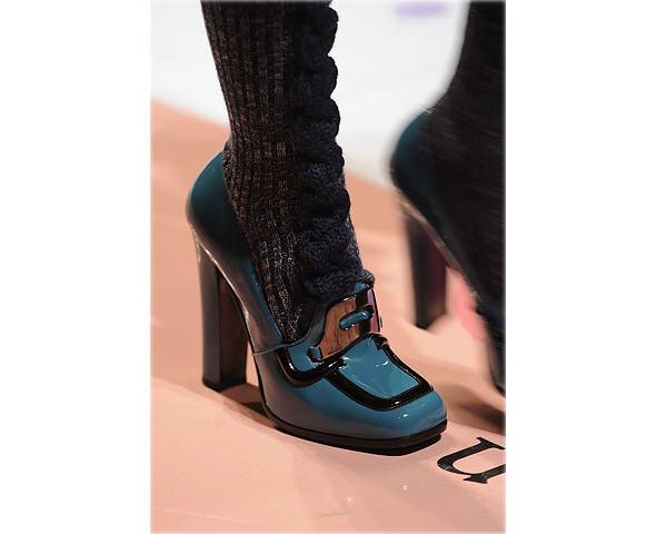 Показ Prada на Неделе моды в Милане. Изображение № 33.