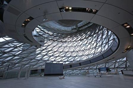 Новый дом«Баварских моторов». Изображение № 9.