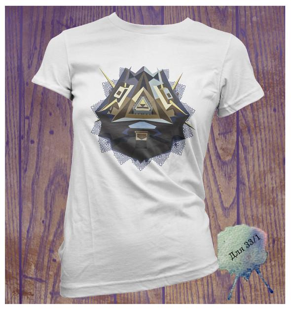 Изображение 5. Принтовые футболки.. Изображение № 5.