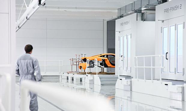 Технологический центр McLaren. Изображение № 4.