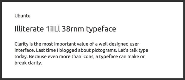 Дизайнер выбрал хорошие шрифты для интерфейсов. Изображение № 14.