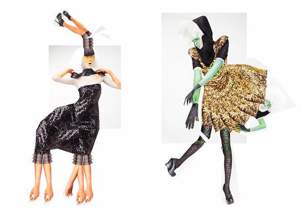 Madame Peripetie - Sylwana Zybura - или, наконец, Сильвана Зыбура: искусство не как у всех. Изображение № 19.