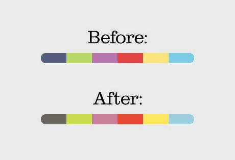 Как сочетаются цвета: Научное обоснование субъективного. Изображение № 19.