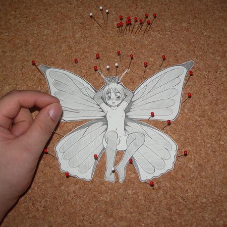 """""""Paper-child"""" игры длявзрослых. Изображение № 8."""