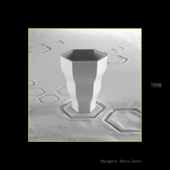 Ваза Maragono 28 см, 1998, Marco Zanini. Изображение № 39.