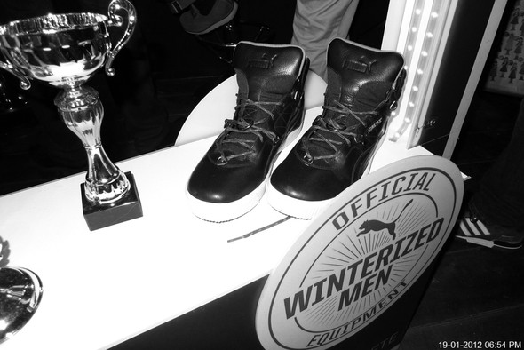 Puma A/W 2012 at Bread & Butter Berlin. Изображение № 37.