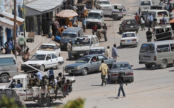 Сомали: война вфотографиях. Изображение № 16.