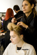 London Fashion Week. Hairlooks. Part 2. Изображение № 16.
