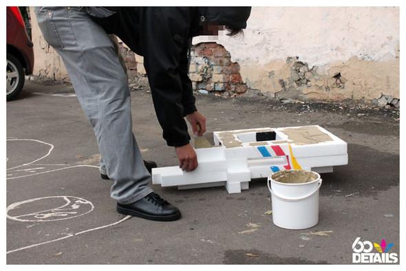 3D sculpture artist: OnePoint (process). Изображение № 11.