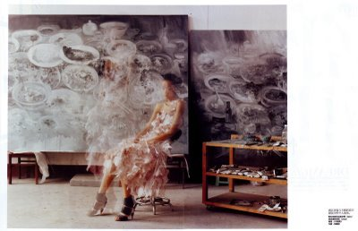 Сила искусства – China Vogue, June 2008. Изображение № 6.