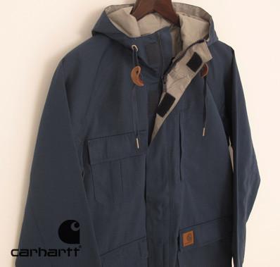 Carhartt, новые куртки и парка. Изображение № 1.