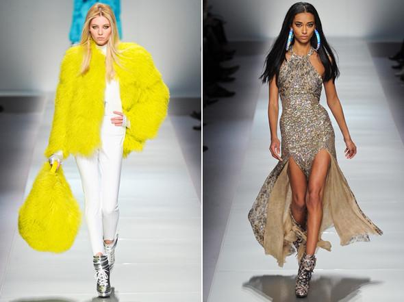 Показы Milan Fashion Week FW 2012: День 3. Изображение № 1.