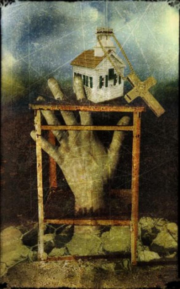 Только потому что крест-часть вторая. Изображение № 73.
