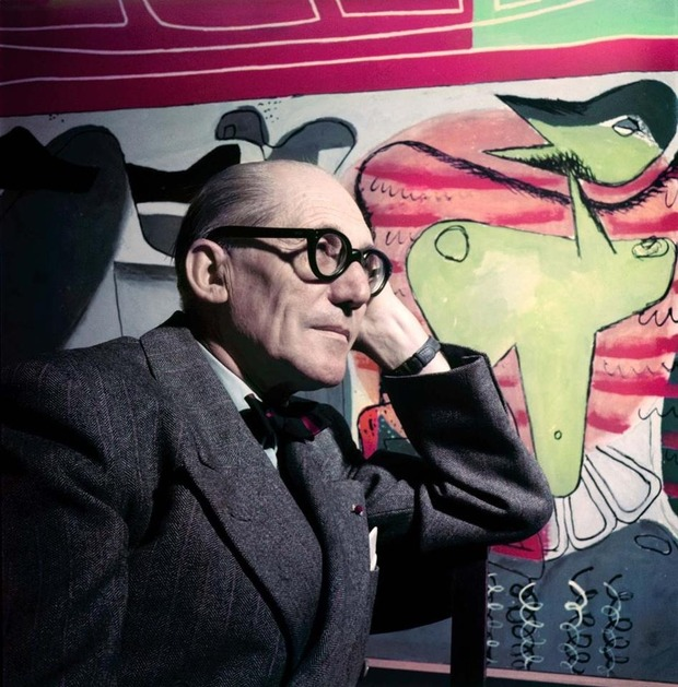 В Париже открылась выставка с редкими портретами Ле Корбюзье. Изображение № 4.