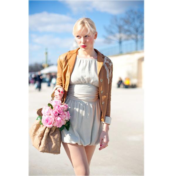 Луки с Недели моды в Париже. Изображение № 3.