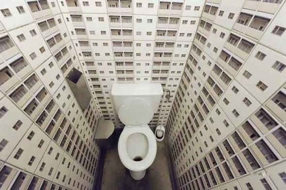 Ванная – этосложно. Изображение № 1.
